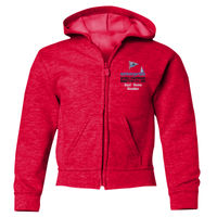 Enterprise Nationals 2019 - Gildan Children's Zipped Hooded Sweat Thumbnail