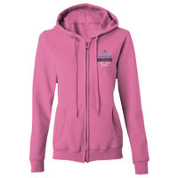 Enterprise Nationals 2019 - Heavy Blend Ladies' Fulll Zip Hood Sweat Thumbnail